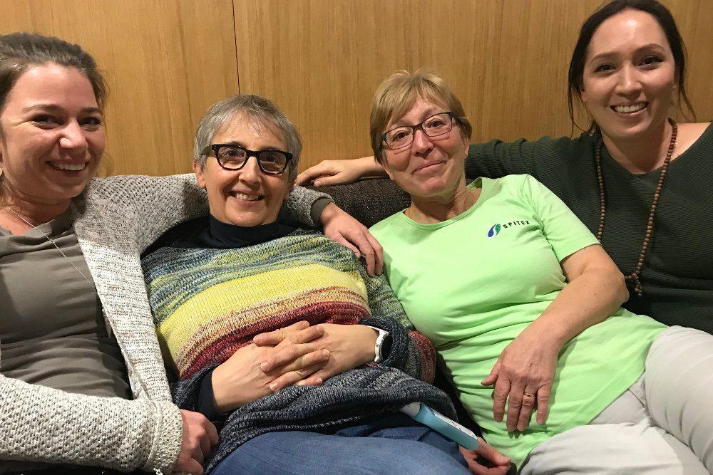 Zusammenarbeit Palliative Care