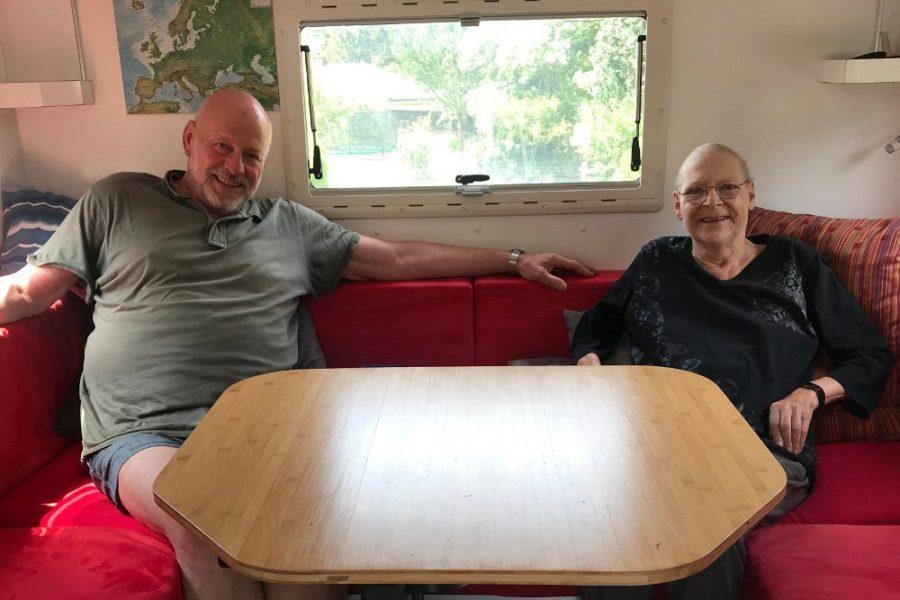 Palliativpatienten mit viel Lebensqualität